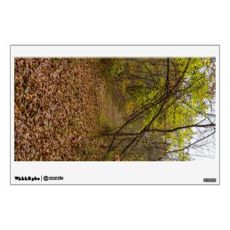 Autumn Walkway Wall Sticker