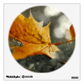 Autumn Wall Decal