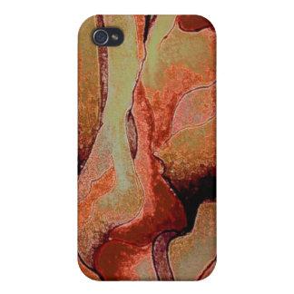 Autumn watercolor ipod case iPhone 4/4S case