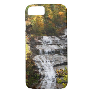 Autumn Waterfall iPhone 7 Case