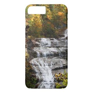 Autumn Waterfall iPhone 7 Plus Case