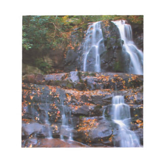 Autumn Waterfall Memo Pads