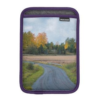 Autumn Way iPad Mini Sleeve