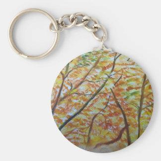autumn way keychain