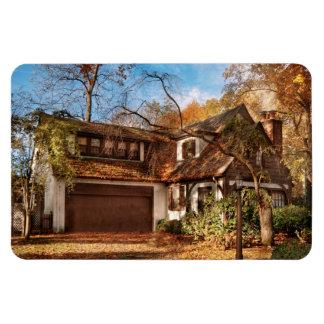 Autumn - Westfield, NJ - Lost in the woods.jpg Vinyl Magnets