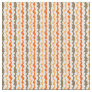 Autumn Wiggly Stripes Fabric