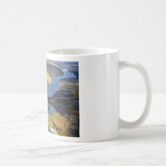 AUTUMN WILDLIFE VIEWING CLASSIC WHITE COFFEE MUG