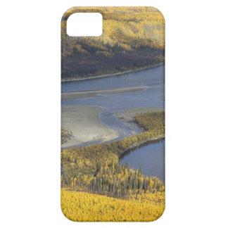 AUTUMN WILDLIFE VIEWING SCENIC iPhone SE/5/5s CASE