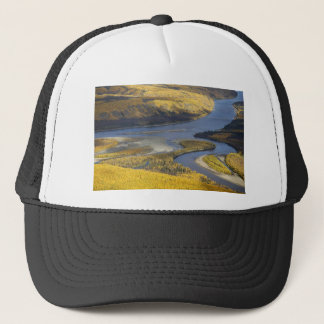 AUTUMN WILDLIFE VIEWING SCENIC TRUCKER HAT