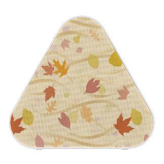 Autumn Wind Background Speaker