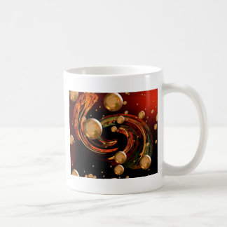 Autumn wind coffee mug