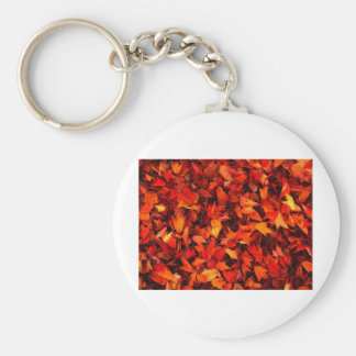 Autumn winter Leafs natural natural  Green Trees E Key Chains