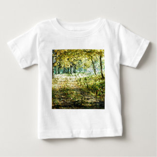 Autumn with Scrolls Baby T-Shirt