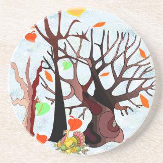 Autumn Wonderland - Coaster