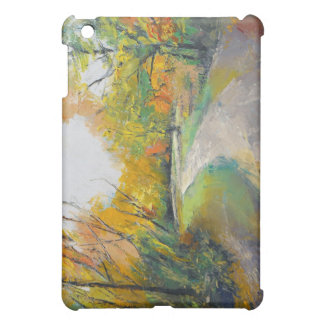 Autumn Woodland Path iPad Mini Cover