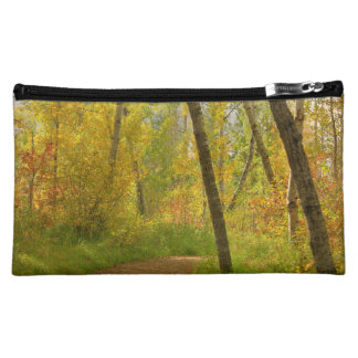 Autumn Woodlands Cosmetic Bag