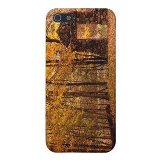 Autumn Woods iPhone 5 Cases