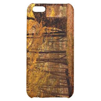 Autumn Woods iPhone 5C Cases