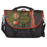 Autumnal Equinox - collage Laptop Commuter Bag