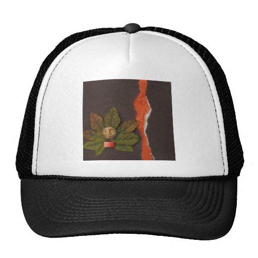 Autumnal Equinox - collage Trucker Hat
