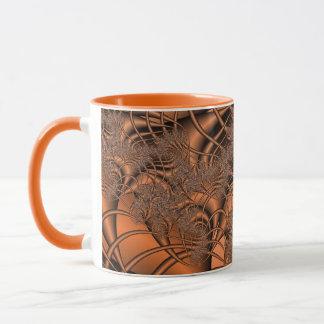 Autumnal Fractals Mug