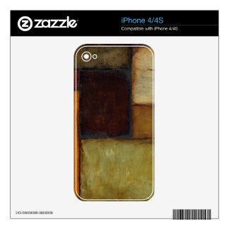 Autumnal Impressionist by Jennifer Goldberger Skin For The iPhone 4S