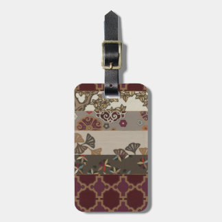 Autumnal Tapestry II Luggage Tag