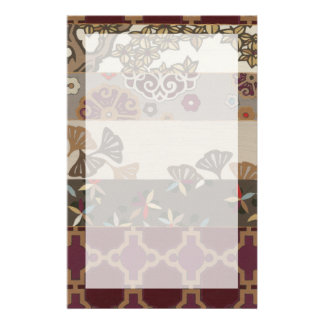 Autumnal Tapestry II Stationery