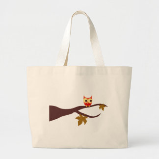 AutumnBranches10 Large Tote Bag