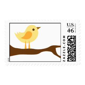 AutumnBranches1 Postage Stamp