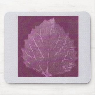 autumnleaf mouse pad