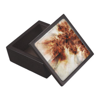 Autumn's Aglow Premium Keepsake Box