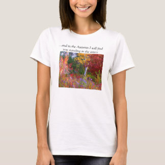 Autumn's Asters T-Shirt