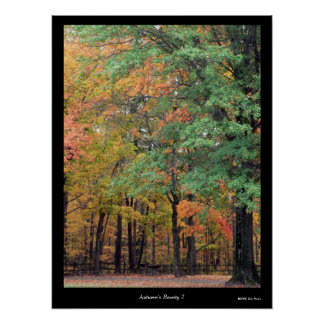 Autumn's Bounty 2 Poster