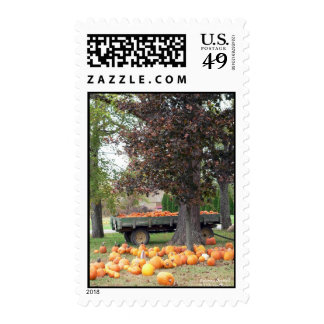 Autumn's Bounty I Postage