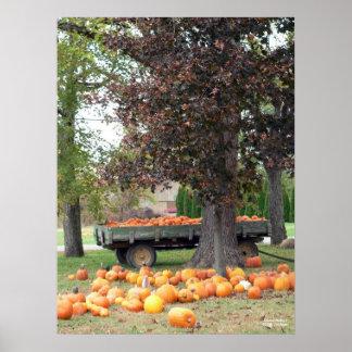 Autumn's Bounty I Poster