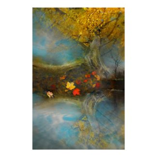 Autumns harvest ,poster print