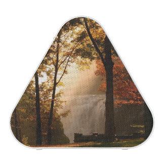 Autumns Waterfall Mist Bluetooth Speaker