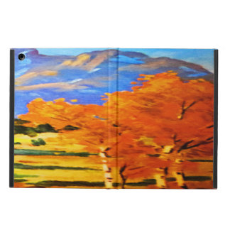 Autumnscape Cover For iPad Air