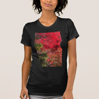 Autumun Leaf Tshirt