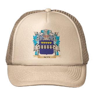 Auty Coat Of Arms Hat