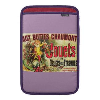 "Aux Buttes Chaumont Jouets 11"" Macbook Air sleeve"