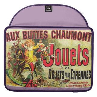 """Aux Buttes Chaumont Jouets 15"""" Macbook Pro sleeve"""