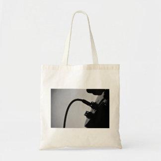 Aux Chord Budget Tote Bag