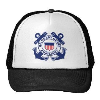aux large logo mesh hat