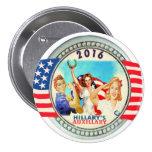 Auxillary de Hillary Pins