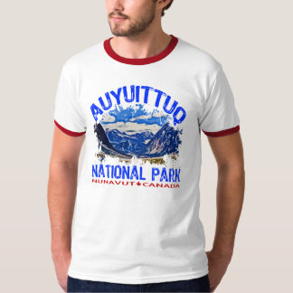 Auyuittuq National Park, Nunavut, Canada T-shirt