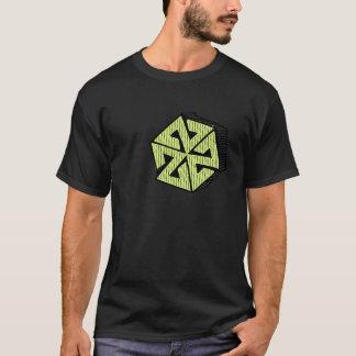 AV7 Blockprint by Tyrel Thornton T-Shirt