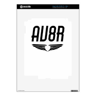 AV8R - Aviators & Pilots Wing Design Skins For The iPad 2