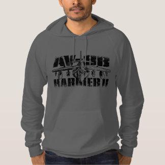 AV-8B Harrier II Hooded Sweatshirt